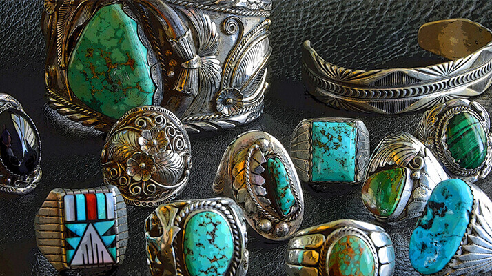 Observing Native American Jewelry